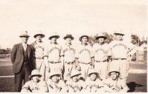 Image of Morrison Mill sponsored Baseba