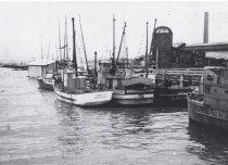 Image of Cap Sante Boat Basin 1947