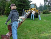 Image of .004 Paul Luvera Totem removal