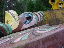 Image of .007  Paul Luvera Totem removal
