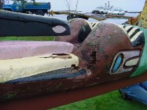Image of .009  Paul Luvera Totem removal