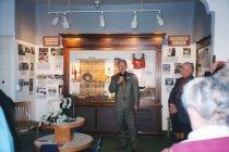 Image of 2004.054.001 - Mayor Dean Maxwell