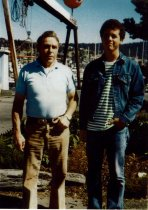 Image of Bill Lowman and Brian Morelan