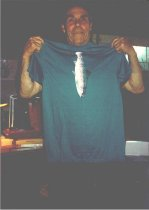 Image of Bill Lowman-69th birthday 1984