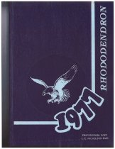 Image of 1977 Rododendron yearbook