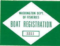 Image of Boat registration