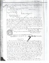 Image of Curtis deed document.