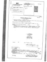 Image of Statutory Warranty Deed