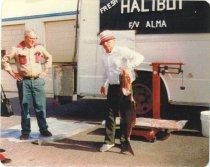 Image of Stu Mason & Herb Pearson -1984