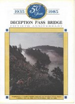 Image of 50th Anniversary Deception Pass Bridge