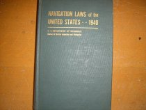 Image of .027 Navigation Laws of the United States-1940