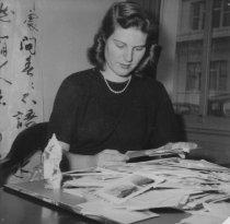 Image of Anita Luvera  1951