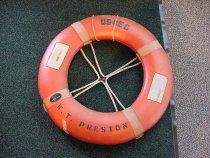 Image of W.T. Preston life float