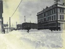 Image of Commercial Ave., Feb. 1916