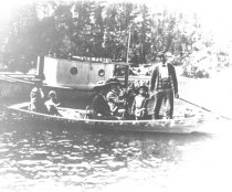 Image of Guemes island Ferry, 1890s