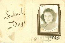 Image of Jean 5th grade 1950