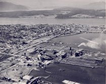 Image of Aerial View of Anacortes