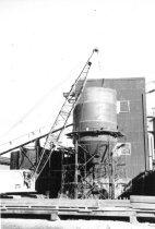 Image of New steel hopper tank (.092)