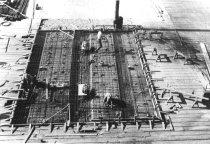 Image of Rebar installation foundation 1956 (.105)