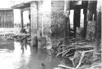 Image of Salt water fire pump intake Morrison Mill 1964 (.113)