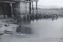 Image of Salt water fire pump intake Morrison Mill 1964 (.114)
