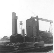 Image of Coos Mill and water tank (.012)