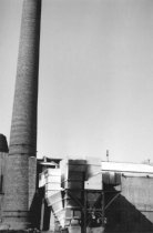 Image of Smokestack and new scrubber equipment 1967 (.122)