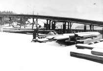 Image of Snow--Feb/March 1960 (.124)