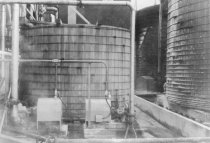 Image of Wood stave chemical tank (.131)