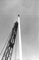 Image of Flag pole 1958 (.027)
