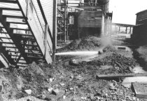 Image of Hose cleaning up 1961 (.039)