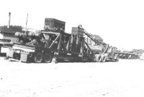 Image of New equipment delivery 1955 (.083)