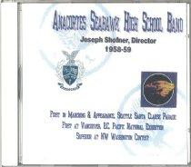 Image of AHS Seahawk Band 1958-1959