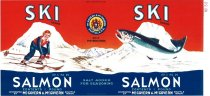 Image of Ski Pink Salmon