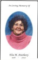 Image of Elsa Atterberry Memorial