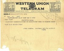 Image of Western Union Telegram