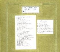 Image of #7 ACT Scrapbook 1933-1999