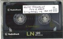 Image of #1 Interview Walter Vonnegut