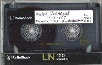 Image of #2 Interview Walter Vonnegut