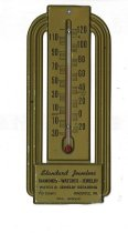 Image of 2008.004.001 - Thermometer
