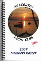 Image of 2007 Anacortes Yacht Club roster