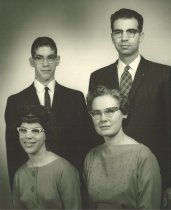 Image of Pinson family