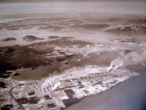 Image of Aerial of March's Point 1963