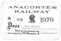 Image of Anacortes Railway Pass 1979