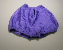 Image of .001B  taffeta bloomers for band majorette