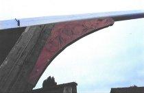 Image of Bow sprit of Wawona