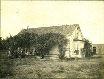 Image of Mangan family home, Guemes Island