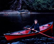 Image of Betty Lowman in BIJABOJI at Kootenay Inlet