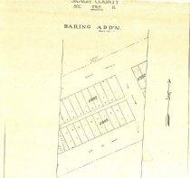 Image of BARING ADD'N., Skagit County