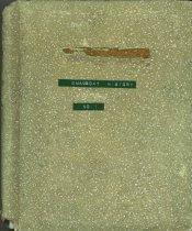 Image of 2009.023.001 - Scrapbook